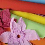 Le papier crépon pour une décoration de fête réussie