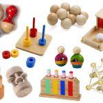 Guide des jouets Montessori