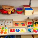 Le matériel Montessori pour les enfants de 3 ans