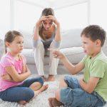 Comment prévenir les combats entre frères et soeurs
